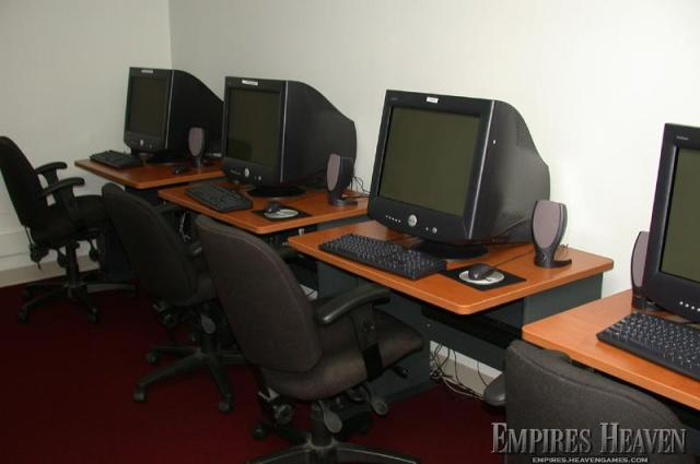 "Computers in the ""war room"""