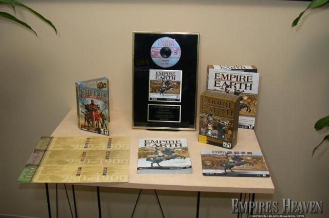The ever-growing shrine to the two titles SSSI have developed so far