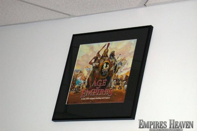 Age of Empires box cover